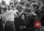 Image of hippies at a Detroit love-in Detroit Michigan USA, 1967, second 40 stock footage video 65675073277
