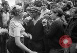 Image of hippies at a Detroit love-in Detroit Michigan USA, 1967, second 41 stock footage video 65675073277