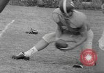 Image of football practice Alabama United States USA, 1967, second 25 stock footage video 65675073283