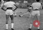 Image of football practice Alabama United States USA, 1967, second 28 stock footage video 65675073283