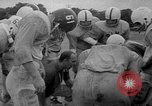 Image of football practice Alabama United States USA, 1967, second 30 stock footage video 65675073283