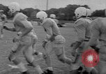 Image of football practice Alabama United States USA, 1967, second 33 stock footage video 65675073283