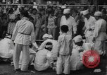 Image of fire walking ceremony Malaysia, 1967, second 9 stock footage video 65675073290
