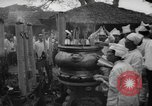 Image of fire walking ceremony Malaysia, 1967, second 11 stock footage video 65675073290