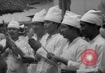 Image of fire walking ceremony Malaysia, 1967, second 16 stock footage video 65675073290