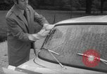 Image of inflatable windshield Paris France, 1967, second 16 stock footage video 65675073291