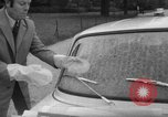 Image of inflatable windshield Paris France, 1967, second 17 stock footage video 65675073291