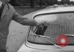 Image of inflatable windshield Paris France, 1967, second 18 stock footage video 65675073291