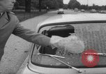 Image of inflatable windshield Paris France, 1967, second 19 stock footage video 65675073291