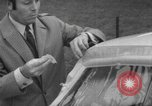 Image of inflatable windshield Paris France, 1967, second 36 stock footage video 65675073291