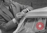 Image of inflatable windshield Paris France, 1967, second 37 stock footage video 65675073291
