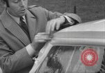 Image of inflatable windshield Paris France, 1967, second 38 stock footage video 65675073291