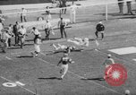 Image of football match United States USA, 1967, second 15 stock footage video 65675073292