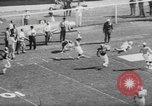 Image of football match United States USA, 1967, second 16 stock footage video 65675073292