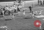 Image of football match United States USA, 1967, second 17 stock footage video 65675073292