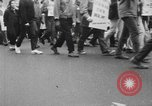 Image of Anti Vietnam War march New York City USA, 1967, second 13 stock footage video 65675073293