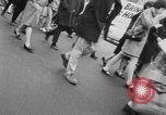 Image of Anti Vietnam War march New York City USA, 1967, second 17 stock footage video 65675073293