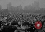 Image of Anti Vietnam War march New York City USA, 1967, second 19 stock footage video 65675073293