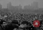 Image of Anti Vietnam War march New York City USA, 1967, second 20 stock footage video 65675073293