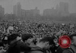 Image of Anti Vietnam War march New York City USA, 1967, second 22 stock footage video 65675073293