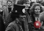 Image of Anti Vietnam War march New York City USA, 1967, second 23 stock footage video 65675073293