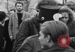 Image of Anti Vietnam War march New York City USA, 1967, second 24 stock footage video 65675073293