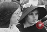 Image of Anti Vietnam War march New York City USA, 1967, second 26 stock footage video 65675073293