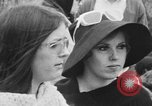 Image of Anti Vietnam War march New York City USA, 1967, second 27 stock footage video 65675073293