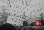 Image of Anti Vietnam War march New York City USA, 1967, second 34 stock footage video 65675073293