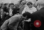 Image of Anti Vietnam War march New York City USA, 1967, second 37 stock footage video 65675073293