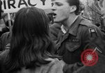 Image of Anti Vietnam War march New York City USA, 1967, second 50 stock footage video 65675073293