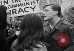 Image of Anti Vietnam War march New York City USA, 1967, second 51 stock footage video 65675073293