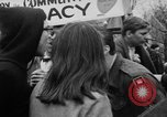 Image of Anti Vietnam War march New York City USA, 1967, second 54 stock footage video 65675073293