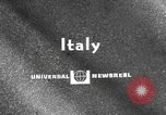 Image of fashion show Florence Italy, 1967, second 1 stock footage video 65675073297