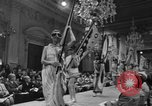 Image of fashion show Florence Italy, 1967, second 4 stock footage video 65675073297