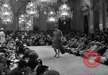 Image of fashion show Florence Italy, 1967, second 14 stock footage video 65675073297