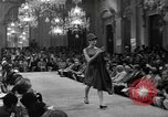 Image of fashion show Florence Italy, 1967, second 16 stock footage video 65675073297