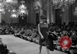Image of fashion show Florence Italy, 1967, second 17 stock footage video 65675073297