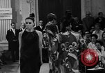 Image of fashion show Florence Italy, 1967, second 21 stock footage video 65675073297