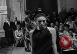 Image of fashion show Florence Italy, 1967, second 23 stock footage video 65675073297