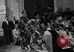 Image of fashion show Florence Italy, 1967, second 24 stock footage video 65675073297