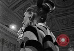 Image of fashion show Florence Italy, 1967, second 25 stock footage video 65675073297
