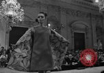 Image of fashion show Florence Italy, 1967, second 34 stock footage video 65675073297