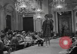 Image of fashion show Florence Italy, 1967, second 41 stock footage video 65675073297