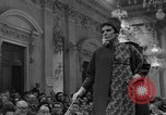 Image of fashion show Florence Italy, 1967, second 44 stock footage video 65675073297