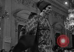 Image of fashion show Florence Italy, 1967, second 46 stock footage video 65675073297