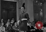 Image of fashion show Florence Italy, 1967, second 57 stock footage video 65675073297