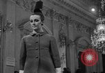 Image of fashion show Florence Italy, 1967, second 60 stock footage video 65675073297