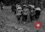 Image of Vietcong captured by Marines Vietnam, 1967, second 51 stock footage video 65675073301
