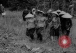 Image of Vietcong captured by Marines Vietnam, 1967, second 52 stock footage video 65675073301